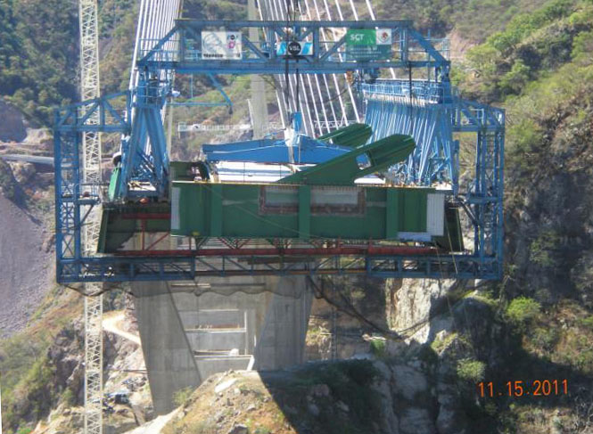 Puente Baluarte [Megapost de fotos]
